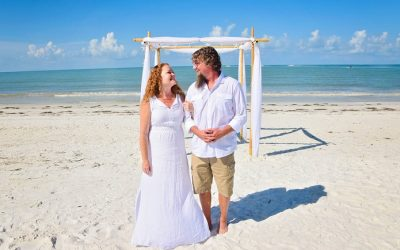 How to Have A Simple Wedding on a Florida Beach