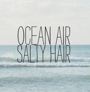 Ocean Air Sign