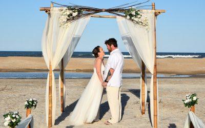 St. Augustine 2021 Beach Wedding Inspiration