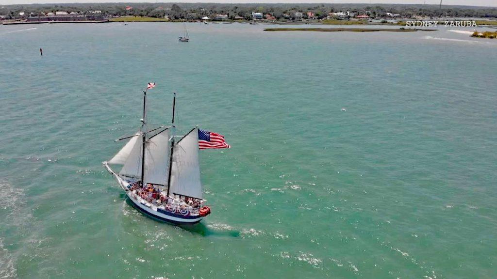 Schooner Freedom Charters St. Augustine