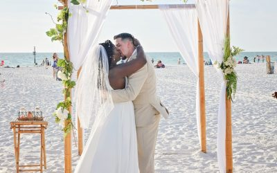 Clearwater Beach Weddings: Floral Decor
