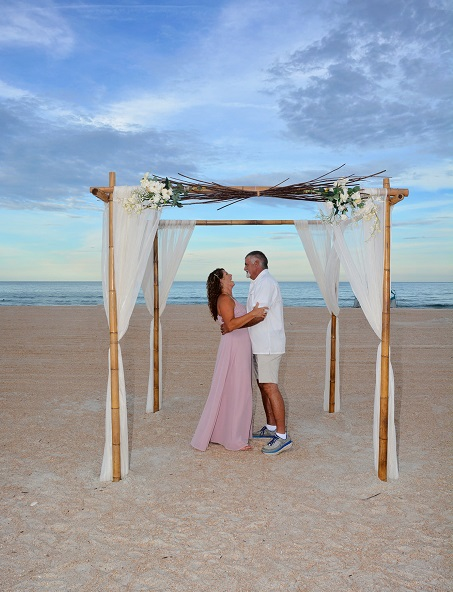 St. Augustine Beach vows
