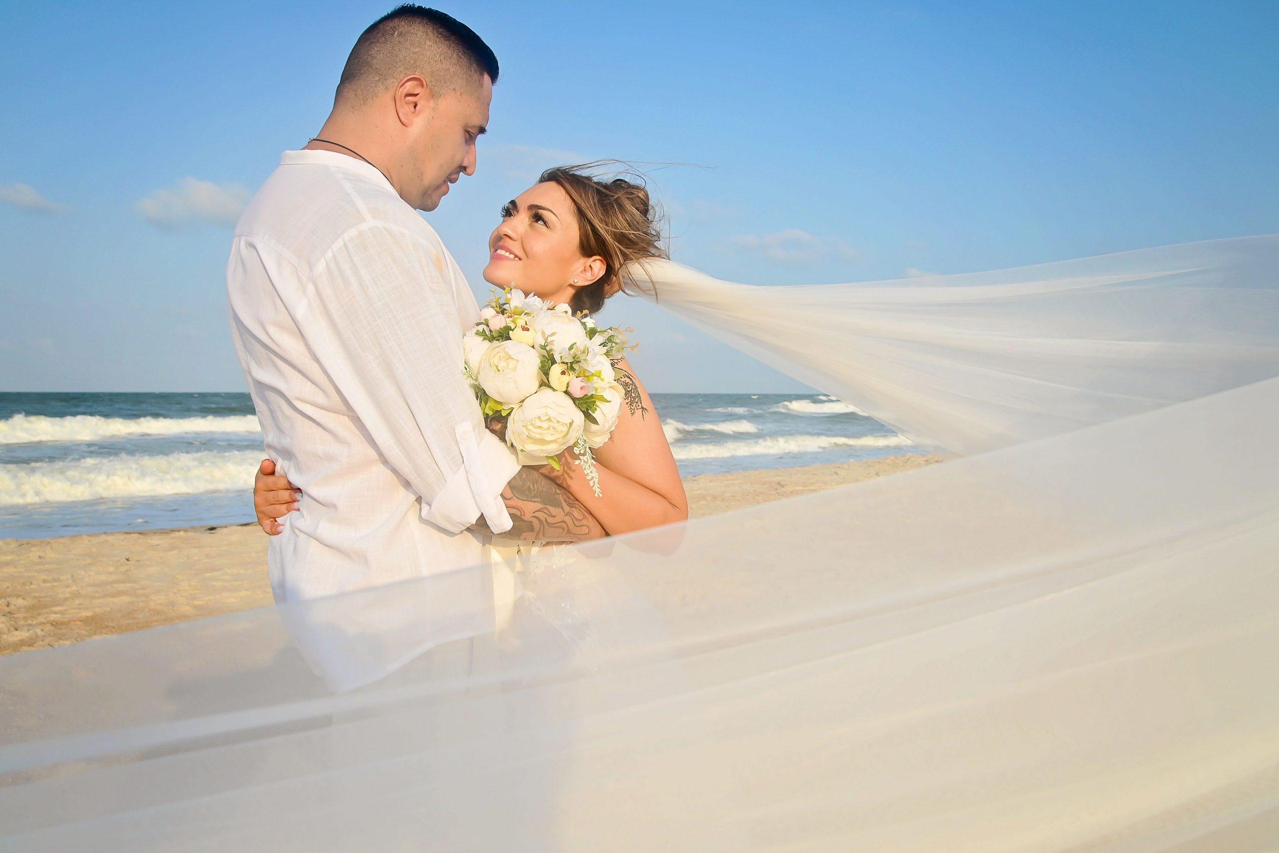 beach weddings in florida attire and design